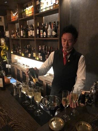 内装工事 ふじみ野市 Bar Reviver