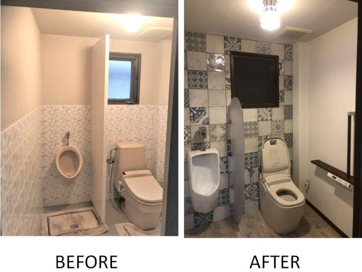 板橋区 T様 トイレ事例