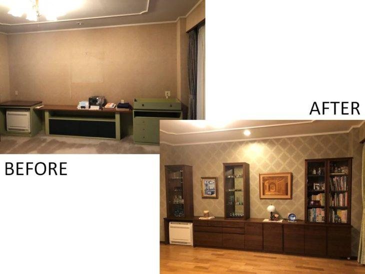 板橋区 T様 内装事例
