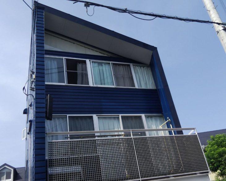 朝霞市M様邸 屋根・外壁塗装工事