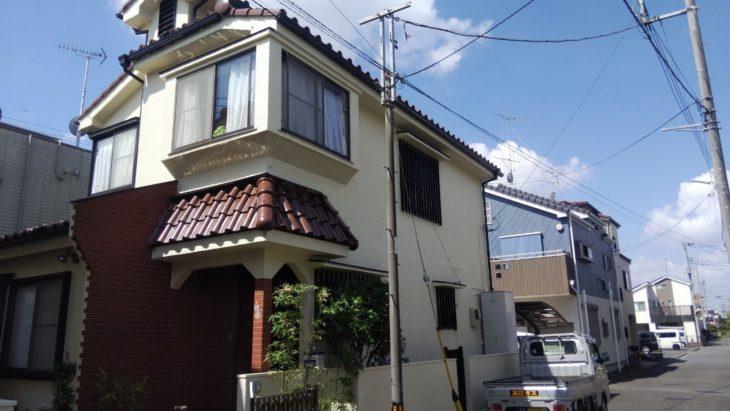 新座市S様邸 屋根・外壁塗り替え工事