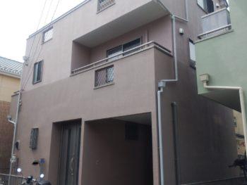 朝霞市S様邸 屋根・外壁塗り替え工事