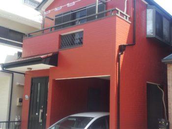 朝霞市W様邸 屋根・外壁塗り替え工事