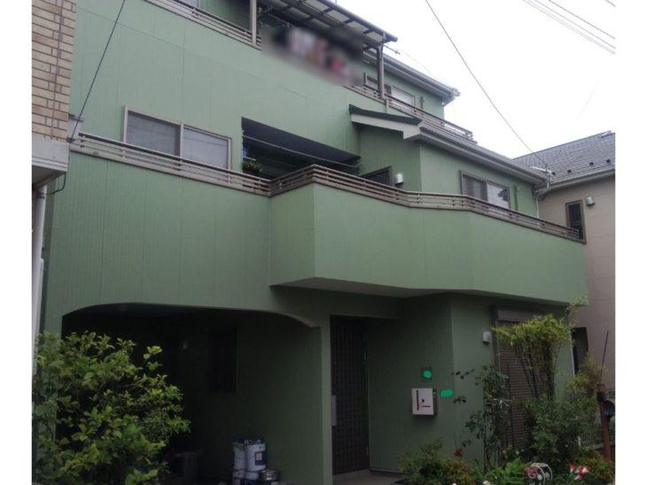 朝霞市A様邸 屋根・外壁塗装工事