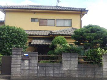 朝霞市K様邸 屋根・外壁塗り替え工事